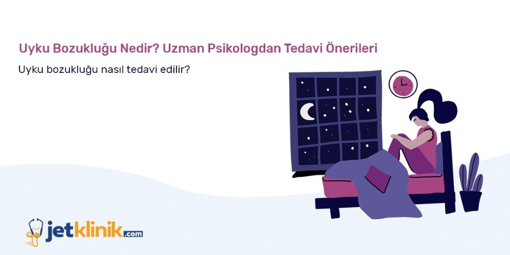 Uyku Bozukluğu Nedir? Uzman Psikologdan Tedavi Önerileri